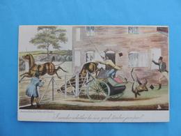 Chevaux. Raphael Tuck & Sons'. Série N°2722 (4) - Paarden