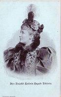 Ihre Majesstät Kaiserin Auguste Viktoria  .  (108538) - Royal Families