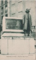 ANNONAY MONUMENT MARC SEGUIN TBE - Annonay