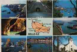 CPM Belle Ile En Mer - Belle Ile En Mer