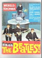 WERELDKRONIEK - SPECIAAL ALBUM  THE BEATLES -  NEDERLANDS - Tijdschriften