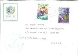 PAQUEBOT 1991 - 1944-... Republique