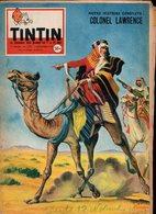 Tintin N°525 L'étrange Colonel Lawrence - Objectif Lune - Les Secrets De Poissy Trois Fleurons De La Couronne Simca - Tintin
