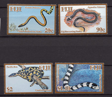 2010 - FIJI -  Mi. Nr. 1288/1291 - NH - (UP.207.25) - Fiji (1970-...)