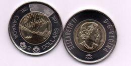 Canada - 2 Dollars 2017 UNC 150 Anniversary Of Confederation Ukr-OP - Canada