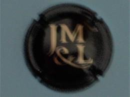 """CAPSULE (PLAQUE DE MUSELET) CHAMPAGNE MEHLINGER & FILS """"JM & L"""" 10200 LIGNOL LE CHÂTEAU - Other"""