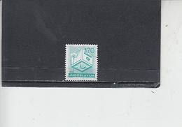 JUGOSLAVIA  1988 - Unificato  2202° - La Posta - 1945-1992 Repubblica Socialista Federale Di Jugoslavia