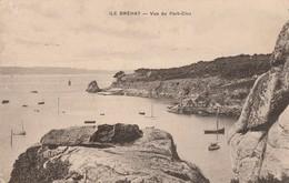 Cotes D'armor : ILE De BREHAT : Vue Du Port-clos - Ile De Bréhat