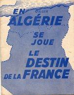 ALGERIE  Livret De 16 Pages.... - Vieux Papiers