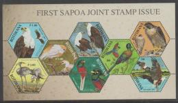 BOTSWANA - 2004 Birds Souvenir Sheet. Scott 793. MNH - Botswana (1966-...)