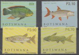 BOTSWANA - 2006 Fish. Scott 814-817. MNH - Botswana (1966-...)