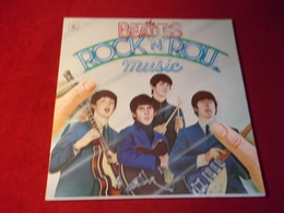 THE  BEATLES  °  ROCK 'N' Roll Music  2 Vinyles  28 Titres   1976 - Vinyl Records