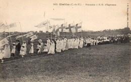 22 ETABLES  Procession à Notre Dame D'Espérance - Etables-sur-Mer