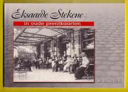 EKSAARDE (LOKEREN) & STEKENE IN 66 OUDE PRENTKAARTEN PRACHTIG NASLAGWERK VOOR POSTKAARTEN VERZAMELAARS Geschiedenis Z105 - Stekene