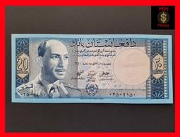 Afghanistan 20 Afghanis 1961 P. 38 AU-UNC - Afghanistan
