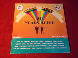 SONGS LENNON  McCARTNEY  MAGICAL MEDLEY  20 YEARS AFTER °°° MAZERES DISQUES - 45 Rpm - Maxi-Single