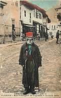 Pays Div : Ref M494- Guerre 1914-18- Albanie - Notable A Pogradie / Etat :petits Et Legers Grattages Par Endroits  - - Albanie
