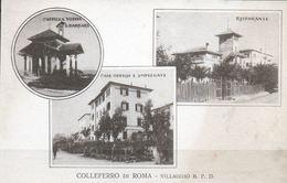 COLLEFERRO DI ROMA VILLAGGIO B. P .D. NUOVA - Altre Città