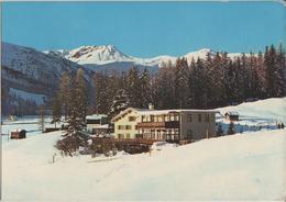 Schweiz. Jugendherberge Höhwald, 7299 Davos-Wolfgang, Fam. Leuthold - Photo: Furter - GR Grisons
