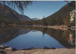 Lac Champex Et La Tour Sallieres - Photo: Darbellay - VS Valais
