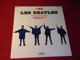 THE  BEATLES  °  HELP    EMI ODEON  CHANSONS DU FILM   14 TITRES - Vinyl Records