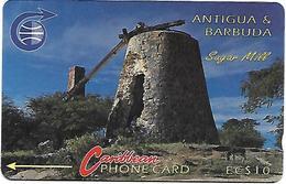 @+ Antigua & Barbuda - Sugar Mill - 6CATA... Ref : ANT-6A - Antigua And Barbuda