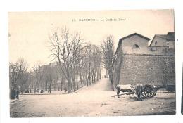 ***   64  ***  BAYONNE  Le Château Neuf -précurseur Neuf TTBE Attelage Basque - - Bayonne