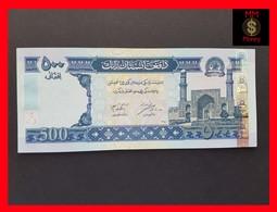 Afghanistan 500 Afghanis 2002 P.71 UNC - Afghanistán