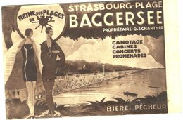 Strasbourg - Plage Baggersee - Pub Bière Du Pêcheur - Strasbourg