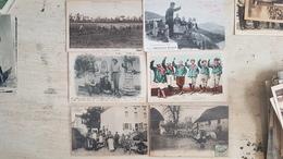 Lot ENV. 200 CPA Baigneurs, Pêcheurs, Costumes, Attelages, Laitières, Matelotes, Chasseurs, Folklore- Toutes Scannées - Cartes Postales