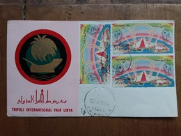 LIBIA - Fiera Di Tripoli 1963 + Spese Postali - Libia