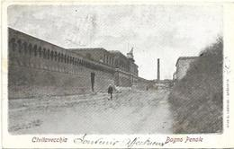 ITALIE. CIVITAVECCHIA CARTE DE 1904 - Civitavecchia