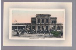 Paraguay Asuncion Aduana Central  Ca.1900 OLD POSTCARD 2 Scans - Paraguay
