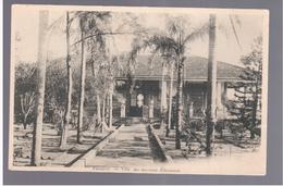 Paraguay Asuncion Villa Des Environs Ca 1920 OLD POSTCARD 2 Scans - Paraguay