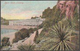 Rock Walk, Torquay, Devon, C.1905 - Valentine's Postcard - Torquay