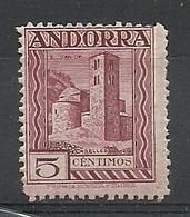 ANDORRA CORREO ESPAÑOL  SELLO Nº 16 SIN FIJASELLOS (S.1.C.08.18) - Andorre Espagnol