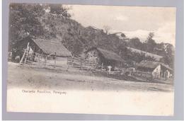 Paraguay Asuncion Chacarita Ca 1905 OLD POSTCARD 2 Scans - Paraguay