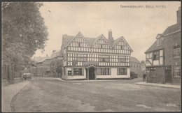 Bell Hotel, Tewkesbury, Gloucestershire, 1927 - Photochrom Postcard - England