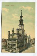 Posen - Rathaus - Poland