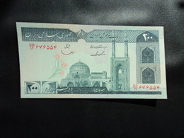 IRAN : 200 RIALS  ND   P 136b    NEUF - Iran