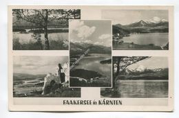 Faakersee In Kartnten - Austria
