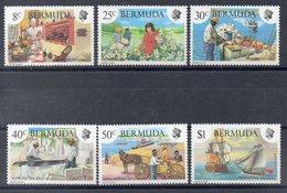 Bermudes  Timbres Neufs ** De 1981   ( Ref 5521 ) - Bermuda