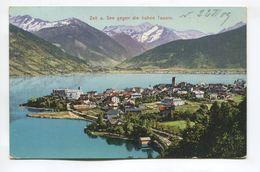 Zell A. See Gegen Die Hohen Tauern. - Austria