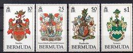 Bermudes  Timbres Neufs ** De 1983   ( Ref 5522 ) Blasons - Bermuda