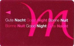 FRANCIA KEY HOTEL -  Mercure - Gute Nacht - Hotel Keycards