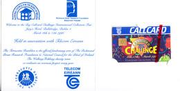 IRELAND - The Big Challenge, Chip GP1, Tirage 8000, 03/96, Mint - Ireland