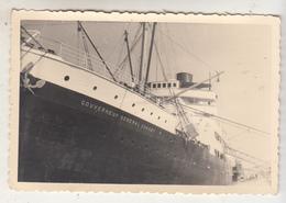Bâteau Gouverneur Général Chanzy - Photo Format 6.5 X 9.5 Cm - Boats