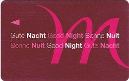 FRANCIA KEY HOTEL Mercure - Gute Nacht - Vodafone HotSpot - Hotel Keycards