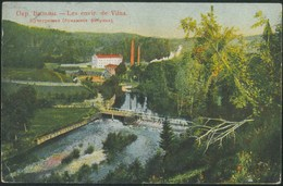 VILNIUS Vintage Postcard - Lithuania