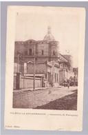 Paraguay Asuncion Iglesia De La Encarnacion Ca 1915 OLD POSTCARD 2 Scans - Paraguay